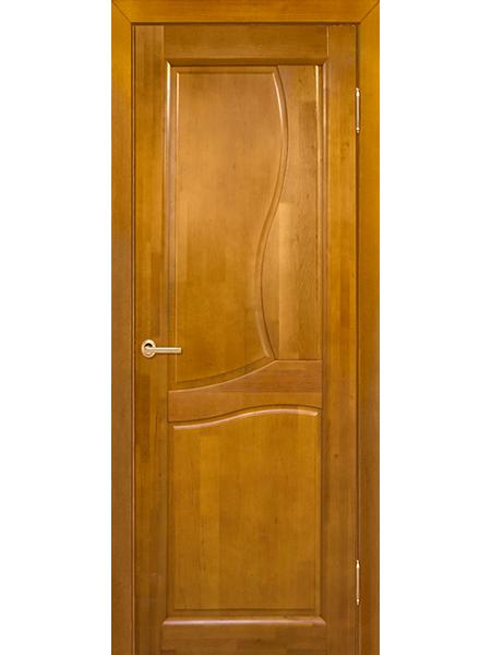 Дверь Верона ДГ, медовый орех
